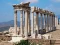 Temple of Trajan, Acropolis, Pergamum