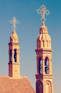 Mor Gabriel Monastery, Mardin